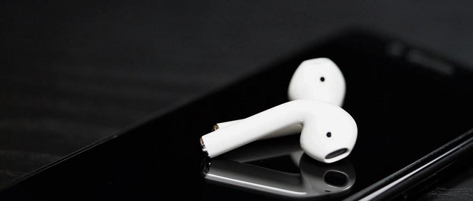 Apple AirPodsの開封と簡易レビュー